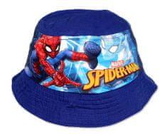 SETINO Chlapčenský klobúk Spiderman - tmavo modrá