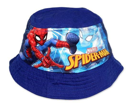 "SETINO Chlapecký klobouk ""Spider-man"" - tmavě modrá - 54 cm"