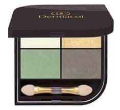 Dermacol (Eyeshadow) paletta Quatro (Eyeshadow) szemhéjpúder (Eyeshadow) 8 g