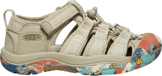 KEEN juniorské sandále Newport H2 Jr. 32/33 béžová/hnedá