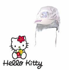 """SETINO Czapka dziewczęca """"Hello Kitty"""" - biały"""