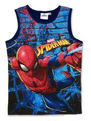 SETINO Chlapčenské tielko Spiderman - tmavo modrá
