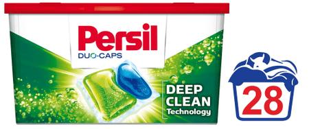 Persil gel kapsule Duo Caps Regular Box, 28 kosov