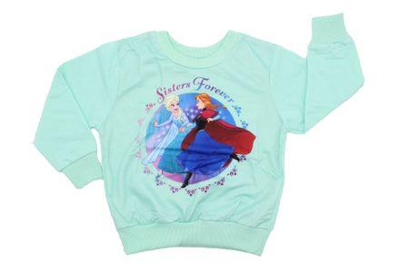 "SETINO Dekliška majica ""Frozen"" - turkizno - 104 / 3–4 leta"