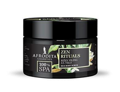 Kozmetika Afrodita SPA Zen Rituals rižin piling za tijelo, 150 ml