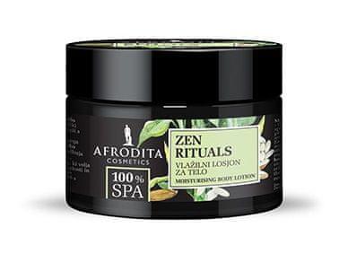 Kozmetika Afrodita SPA Zen Rituals vlažilni losjon, 200 ml