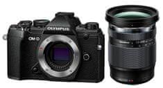 Olympus E-M5 Mark III + 12-200 EZ