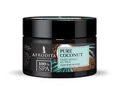 Kozmetika Afrodita SPA Pure Coconut lagani maslac za tijelo, 200 ml