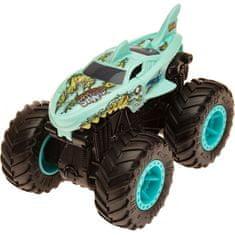 Hot Wheels Monster trucks Veľká zrážka Zombie Shark