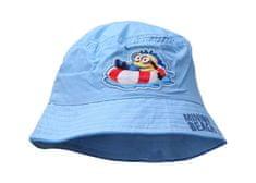 """SETINO Chlapecký klobouk """"Mimoni"""" - světle modrá"""