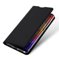 Dux Ducis Skin Pro bőr könyvtok Xiaomi Redmi Note 7, fekete