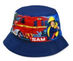 SETINO Chlapčenský klobúk Hasič Sam - tmavo modrá