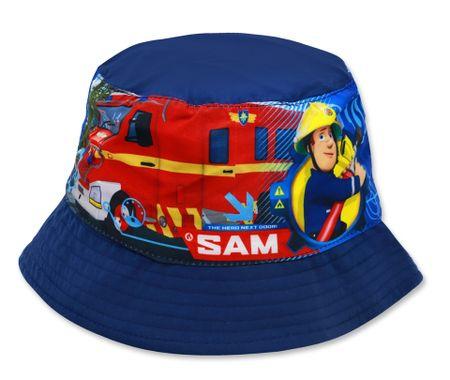 """SETINO Fantovski klobuk """"Gasilec Samo"""" - temno modra - 54 cm"""
