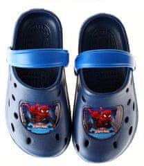 SETINO Chlapčenské sandále Spiderman - tmavo modrá