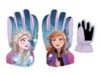 """SETINO Dievčenské lyžiarské rukavice """"Frozen II"""" - fialová"""