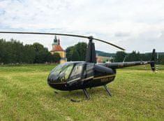 Allegria vyhlídkový let ve vrtulníku R44 Mladá Boleslav