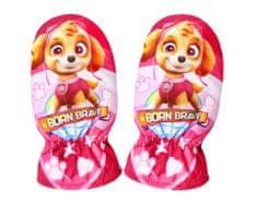 SETINO Disney dievčenské rukavice - Paw Patrol - ružová
