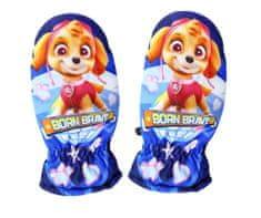 SETINO Disney dievčenské rukavice - Paw Patrol - modrá