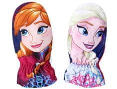 SETINO Disney dievčenské rukavice - Frozen - ružová
