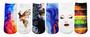 4 - Pesail 3D Dámske veselé ponožky - Abstract 3 - 38–42