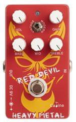 """Caline CP-30 """"Red Devil"""" Kytarový efekt"""