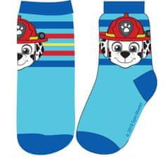 Eplusm Fiúk magas zokni PAW Patrol Marshall-Kék