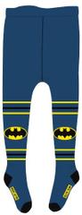 """Eplusm Rajstopy chłopięce """"Batman"""" - niebieski"""