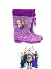 SETINO Dievčenské gumáky Frozen - fialová
