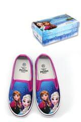 """SETINO Dievčenské tenisky """"Frozen"""" - modrá"""