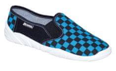 Zetpol Chlapčenské papuče - modré