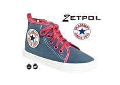 Zetpol Lányok cipői Trammpy - szürke