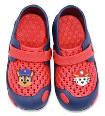 SETINO Chlapčenské sandále Paw Patrol - červená