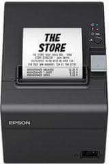Epson TM-T20III, USB + RS232, čierna (C31CH51011)