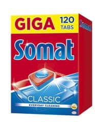 Somat Tabletki do zmywarki Classic, 120 szt.