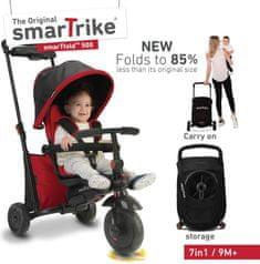 Smart Trike trojkolka 500 Fold 7v1 Červená