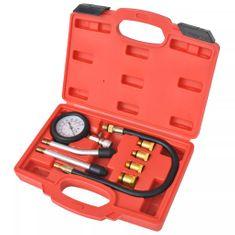 shumee 8-częściowy zestaw do pomiaru ciśnienia sprężania w silniku