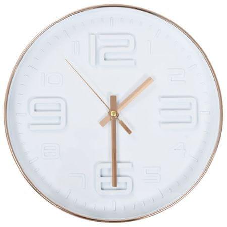shumee Stenska ura z bakrenim videzom 30 cm