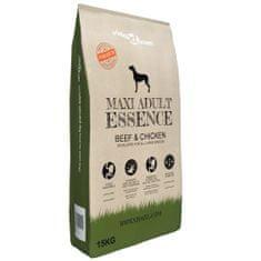 shumee Granule pro psy Maxi Adult Essence Beef & Chicken 15 kg