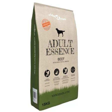 Sucha karma dla psów Adult Essence Beef, 15 kg
