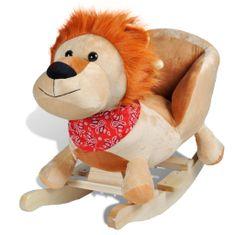 shumee Houpací hračka lev