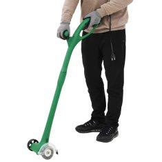 shumee Elektrický kartáč na plevel 140 W zelený