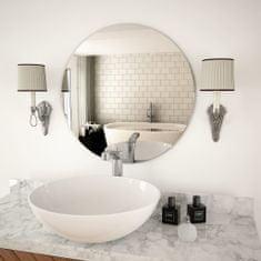 shumee Nástěnné zrcadlo 60 cm kulaté sklo