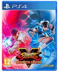 Capcom Street Fighter V: Champion Edition igra (PS4)