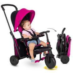 Smart Trike trojkolka smarTfold 400S 6v1, pink
