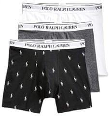 Ralph Lauren trojité balení pánských boxerek 714662050053