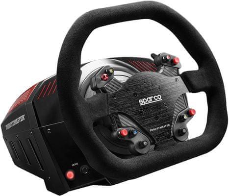 Kierownica wyścigowa Thrustmaster TS-XW Racer (4460157), force feedback, wydajny silnik, chłodzenie, cicha praca