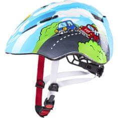 Uvex Kid 2 dječja biciklistička kaciga, plava, 46-52