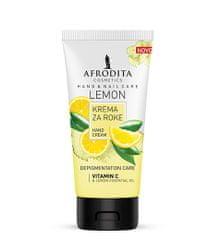 Kozmetika Afrodita Lemon krema za roke, 100 ml