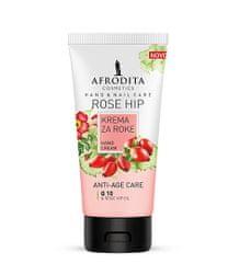 Kozmetika Afrodita Rose Hip krema za roke, 100 ml