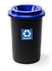 Plafor Odpadkový koš ECO BIN 50 l modrý